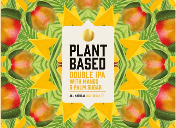 Stillwater Plant Based: Mango & Palm Sugar (Hazy Double IPA - 4 Pack x 16 oz.)