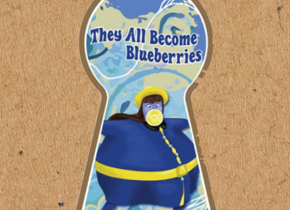 True Respite They All Become Blueberries (Fruited Sour Ale, 4 Pack x 16 oz.)(MD)