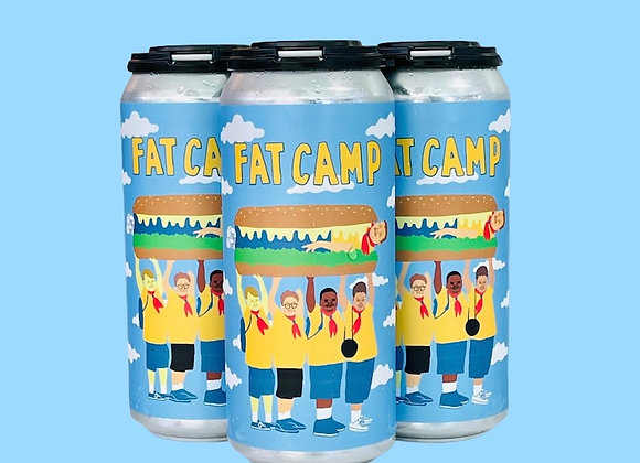American Solera Fat Camp (Imperial Sweet Stout - 4 Pack x 16 oz.)