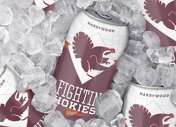 Hardywood Park Fightin' Hokies (Helles Lager - 6 Pack x 12 oz.)
