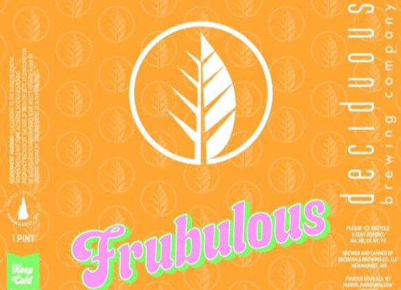 Deciduous Frubulous: V2 (Fruited Sour Ale - 4 Pack x 16 oz.)