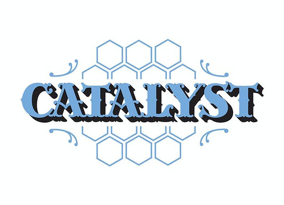Oxbow Catalyst 2016 (Mixed Fermentation Ale - Single x 16.9 oz.)