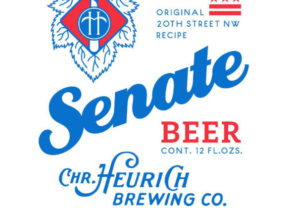 Right Proper Senate Beer (Pale Lager - 6 Pack x 12 oz.)