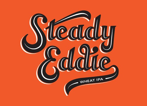 Union Steady Eddie (American IPA - 6 Pack x 12 oz.) (MD)