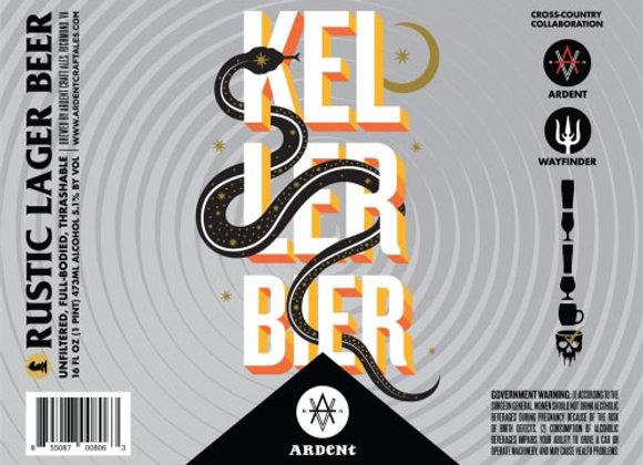 Ardent Kellerbier (Kellerbier - 4 Pack x 16 oz.)