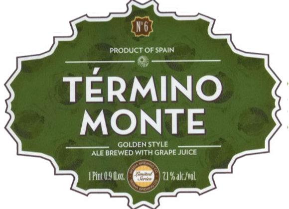 Sesma Término Monte 2016 (Mixed Fermentation Ale - Single x 16.9 oz.)