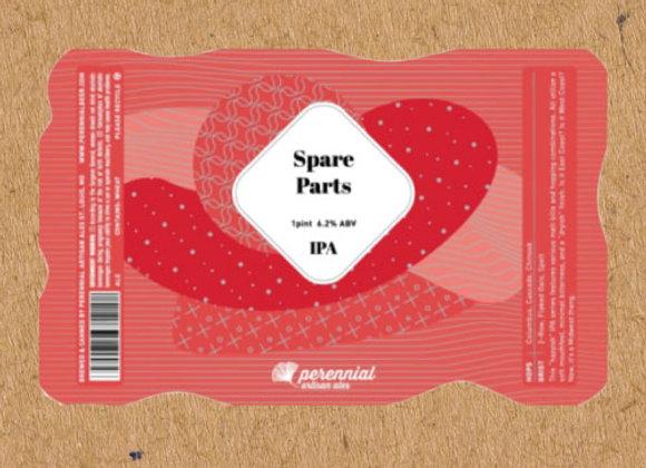 Perennial Spare Parts (Hazy IPA - 4 Pack x 16 oz.)