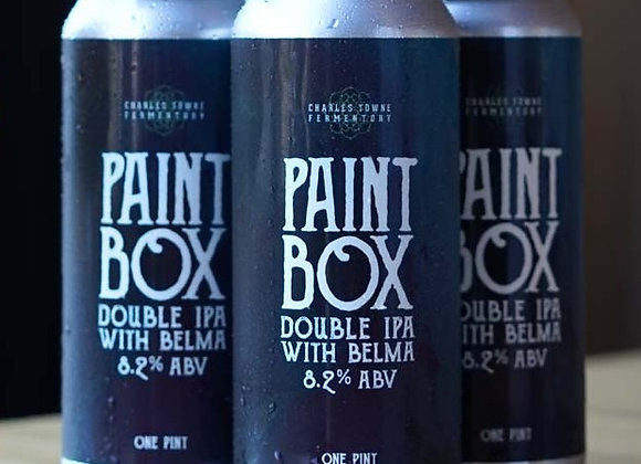 Charles Towne Paint Box (Hazy Double IPA - 4 Pack x 16 oz.)
