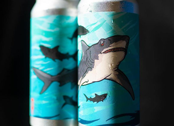 Tripping Animals Men In Grey Suits (Hazy Triple IPA - 4 Pack x 16 oz.)