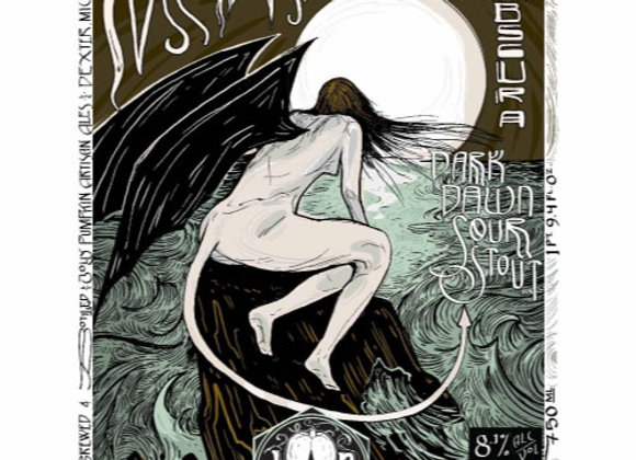 Jolly Pumpkin Madrugada Obscura 2013 (Belgian Stout - Single x 25.4 oz.)