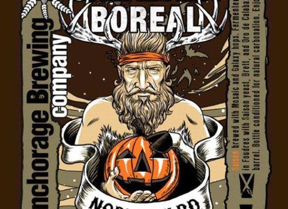 Anchorage Calabaza Boreal 2014 (Mixed Fermentation Ale - Single x 25.4 oz.)
