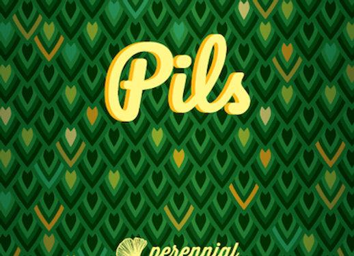 Perennial Pils (Italian Pilsner - 4 Pack x 16 oz.)