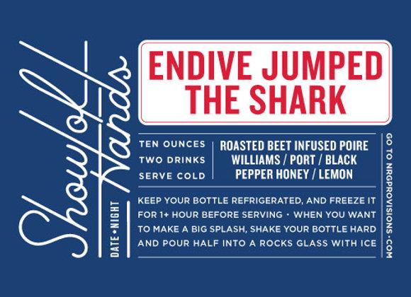 Endive Jumped the Shark (serves 2)