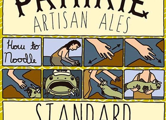 Prairie Standard (Saison - 4 Pack x 12 oz.)