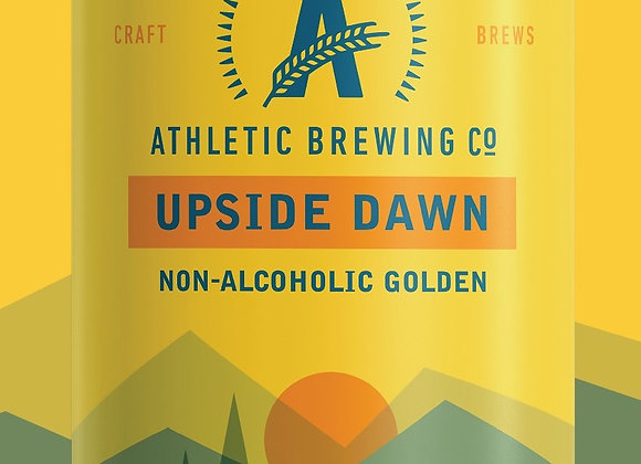 Athletic Upside Dawn (Non-Alcoholic Blond Ale - 6 Pack x 12 oz.)