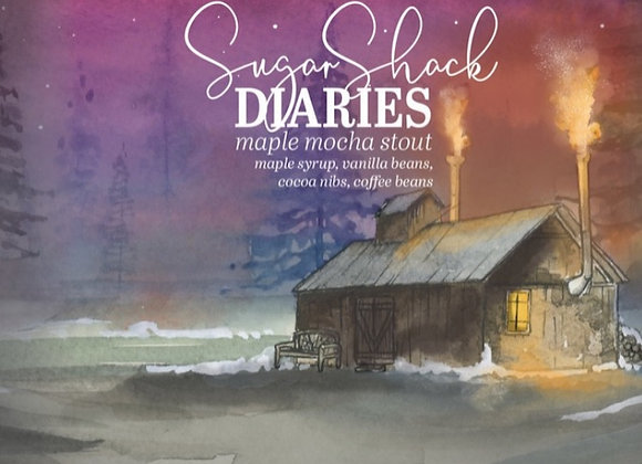 Humble Forager Sugar Shack Diaries (Imperial Stout - 2 Pack x 16 oz.)
