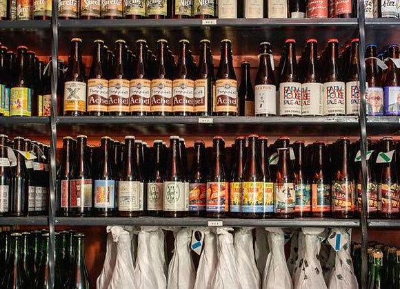 The Sovereign's Belgian Beer Pack (6 x 11.2 oz. Bottles)