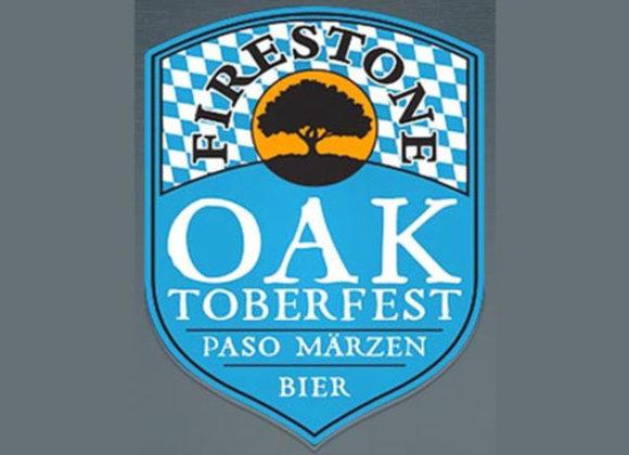 Firestone Walker Oaktoberfest (Märzen - 6 Pack x 12 oz.)