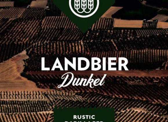 Schilling Landbier Dunkel (Dunkel Lager - 4 Pack x 16 oz.)