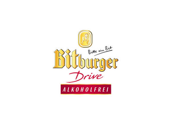 Bitburger Drive (Non-Alcoholic German Pilsner - 6 Pack x 11.2 oz.)