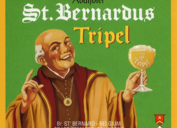 St. Bernardus Tripel (Tripel - Single x 11.2 oz.)