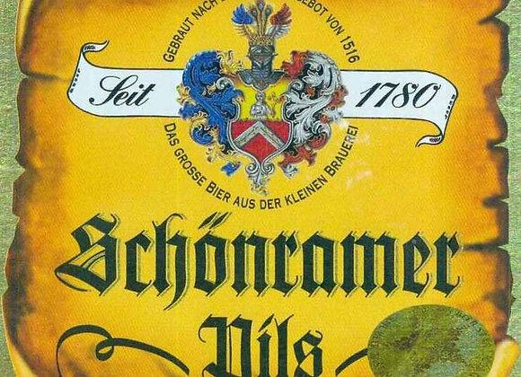 Schönram Pils (German Pilsner - Single x 16.9 oz.)