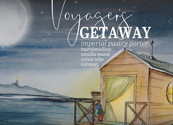 Humble Forager Voyager's Getaway (Imperial Porter - 4 Pack x 12 oz.)
