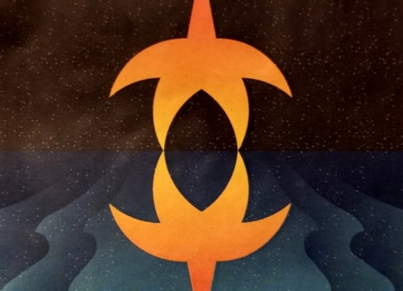 Aslin Double Orange Starfish (Hazy Double IPA - 4 Pack x 16 oz.)