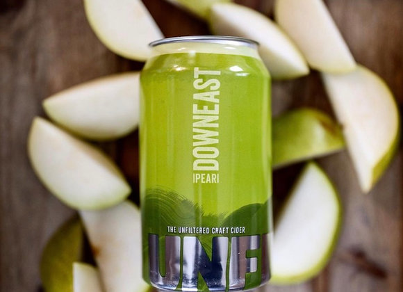 Downeast Pear (Cider - 4 Pack x 12 oz.)