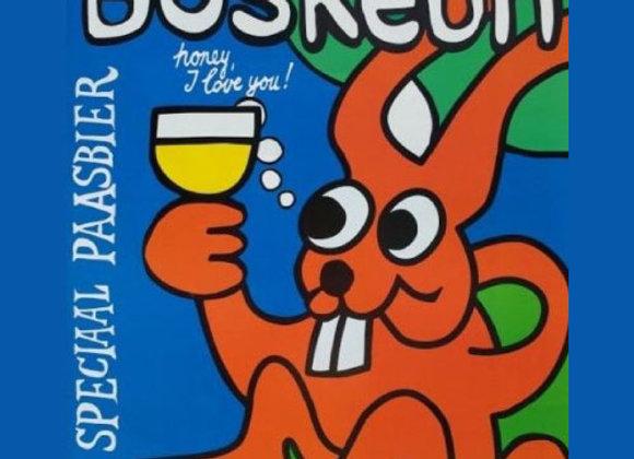 De Dolle Boskeun (Belgian Strong Blond Ale - Single x 12 oz.)
