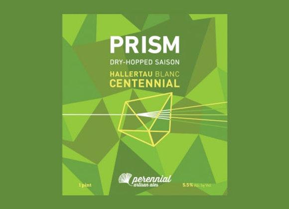 Perennial Prism: Hallertau Blanc & Centennial (Saison - 4 Pack x 16 oz.)
