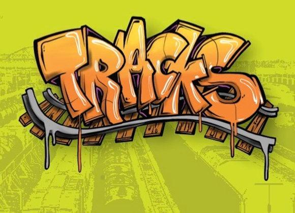 Civil Society Tracks (Hazy Double IPA - 4 Pack x 16 oz.)