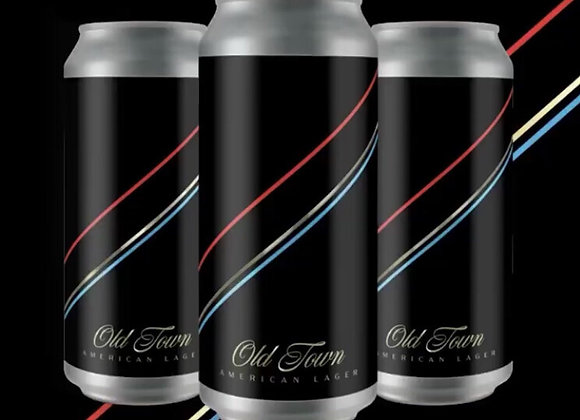 Aslin Old Town (Pale Lager - 4 Pack x 16 oz.)