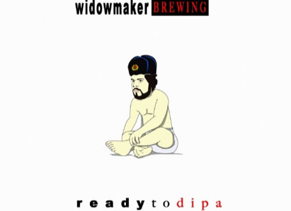 Widowmaker Ready to DIPA (Hazy Double IPA - 4 Pack x 16 oz.) (MD)
