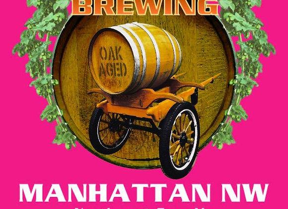 Cascade Manhattan NW 2014 (Flanders Red Ale - Single x 25.4 oz.)