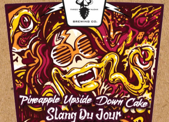 Drekker Slang Du Jour: Pineapple Upside Down Cake (Sour Ale - 4 Pack x 16 oz.)