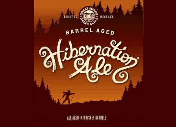 Great Divide Barrel-Aged Hibernation Ale 2014 (English Strong Ale - 25.4 oz.)