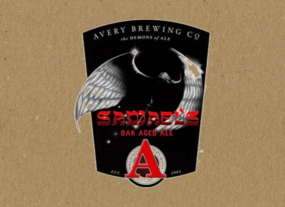 Avery Samael's 2011 (English Strong Ale - Single x 12 oz.)