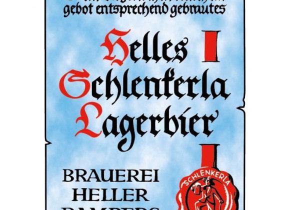 Schlenkerla Helles Lagerbier (Helles Lager - 4 Pack x 16 oz.)