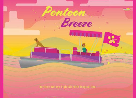 Perennial Pontoon Breeze (Berliner Weisse - 4 Pack x 16 oz.)