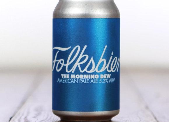 Folksbier The Morning Dew (Hazy Pale Ale - 4 Pack x 12 oz.)