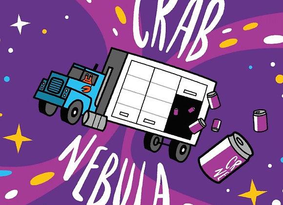 Crooked Crab Crab Nebula (Hazy IPA - 4 Pack x 16 oz.) (MD)