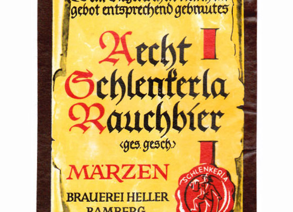 Aecht Schlenkerla Märzen (Rauchbier - Single x 16.9 oz.)