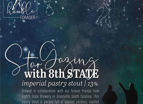 Humble Forager Star Gazing (Imperial Sweet Stout - 2 Pack x 16 oz.)