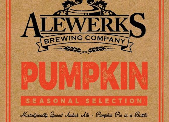 Alewerks Pumpkin Ale (Pumpkin Ale - 6 Pack x 12 oz.)