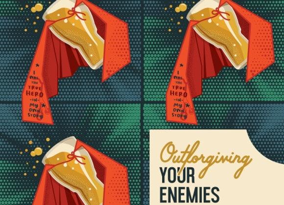 WeldWerks Outforgiving Your Enemies (Hazy Double IPA - 4 Pack x 16 oz.)