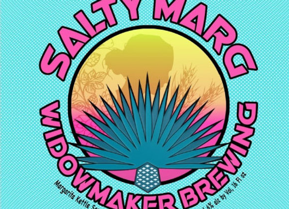 Widowmaker Salty Marg (Fruited Sour Ale - 4 Pack x 16 oz.)