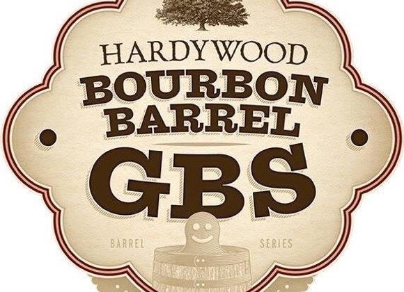 Hardywood Park Bourbon GBS (Imperial Sweet Stout - Single x 25.4 oz.)