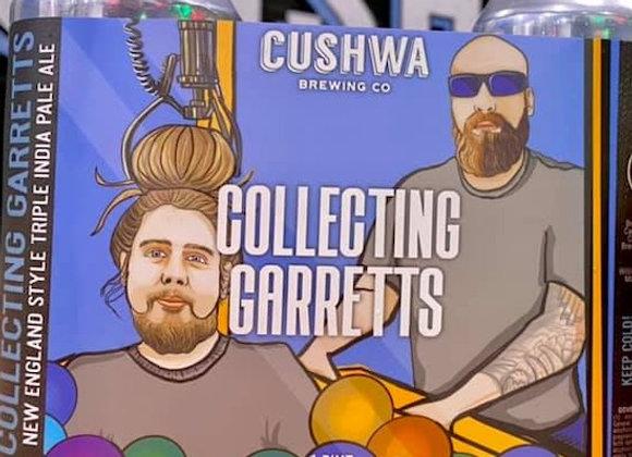 Cushwa Collecting Garretts (Hazy Triple IPA - 4 Pack x 16 oz.)
