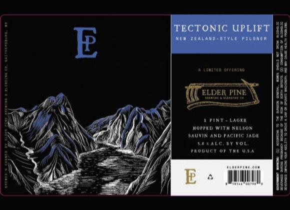 Elder Pine Tectonic Uplift (Pilsner - 4 Pack x 16 oz.) (MD)